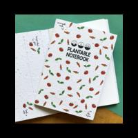 Plantbaar notitieboekje-groenten