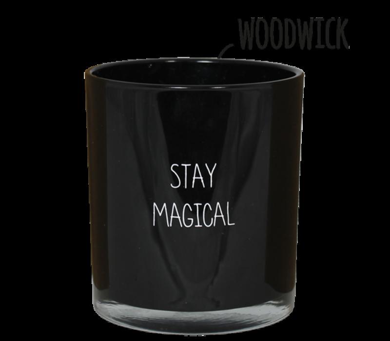 Soja kaars - Stay magical