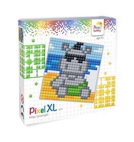 Pixel Hobby Pixel XL set  nijlpaard