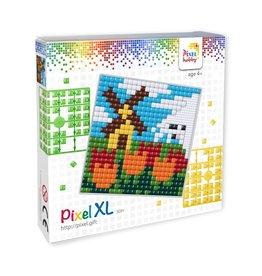 Pixel Hobby Pixel XL set  Hollandse molen