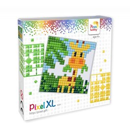 Pixel Hobby Pixel XL set  baby giraffe