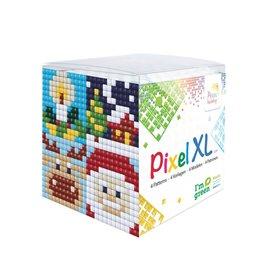 Pixel Hobby Pixel XL kubus  kerst