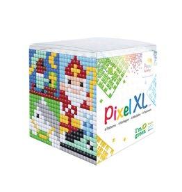 Pixel Hobby Pixel XL kubus  sinterklaas