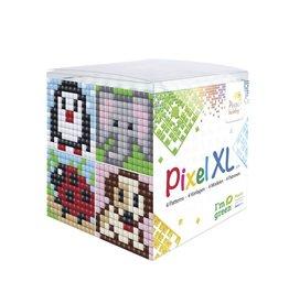Pixel Hobby Pixel XL kubus  dieren III