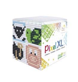 Pixel Hobby Pixel XL kubus  dieren II