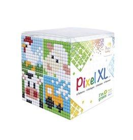 Pixel Hobby Pixel XL kubus  boerderij