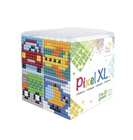 Pixel Hobby Pixel XL kubus  verkeer