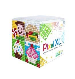 Pixel Hobby Pixel XL kubus  tussendoortje