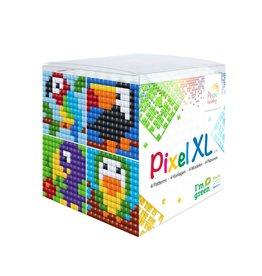 Pixel Hobby Pixel XL kubus  vogels