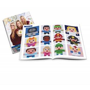 Pixel Hobby Boekje pixelXL voor basisplaat klein, vierkant