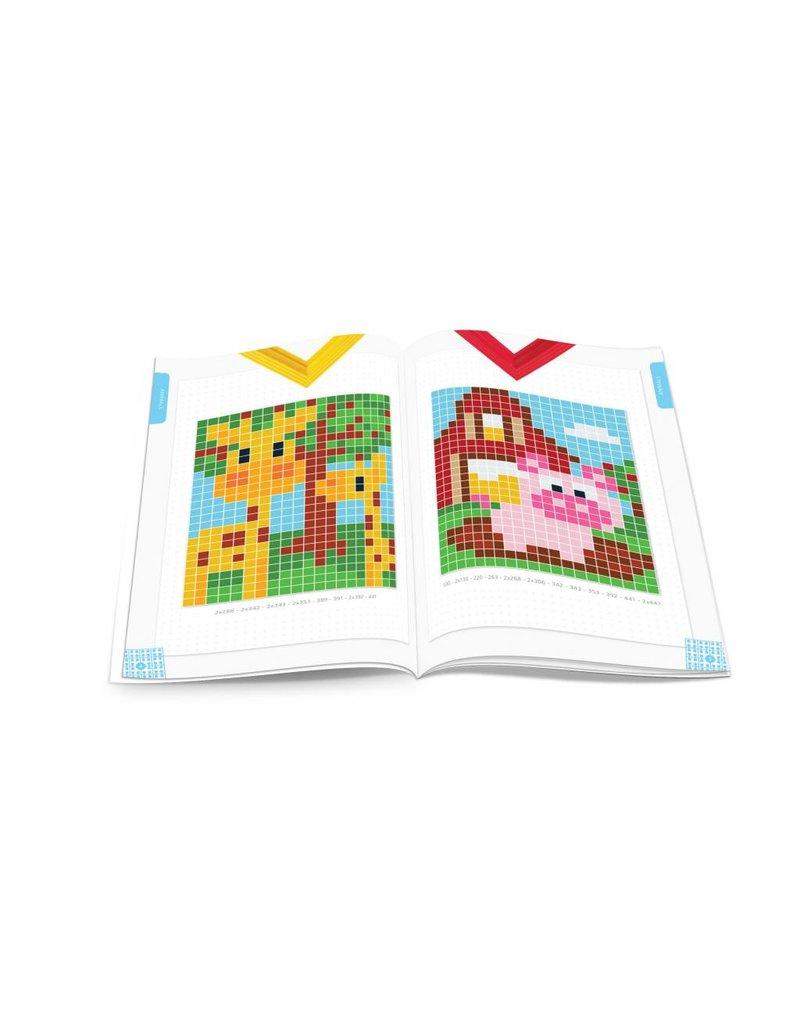 Pixel Hobby Boekje PixelXL voor basisplaat groot, rechthoek