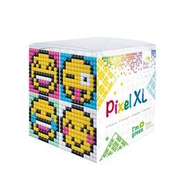 Pixel Hobby Pixel XL kubus  smiley II
