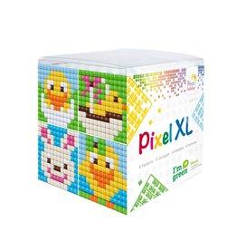 Pixel Hobby Pixel XL kubus  pasen