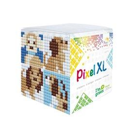 Pixel Hobby Pixel XL kubus  hondjes