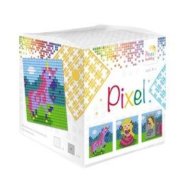 Pixel Hobby Pixel kubus  Sprookje