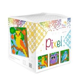 Pixel Hobby Pixel kubus  Vogels