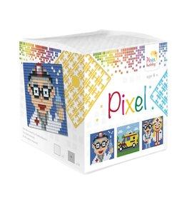 Pixel Hobby Pixel kubus  Ziekenhuis