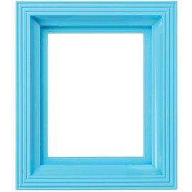 Pixel Hobby Kunststof lijst voor 1 basisplaat (baby blauw)
