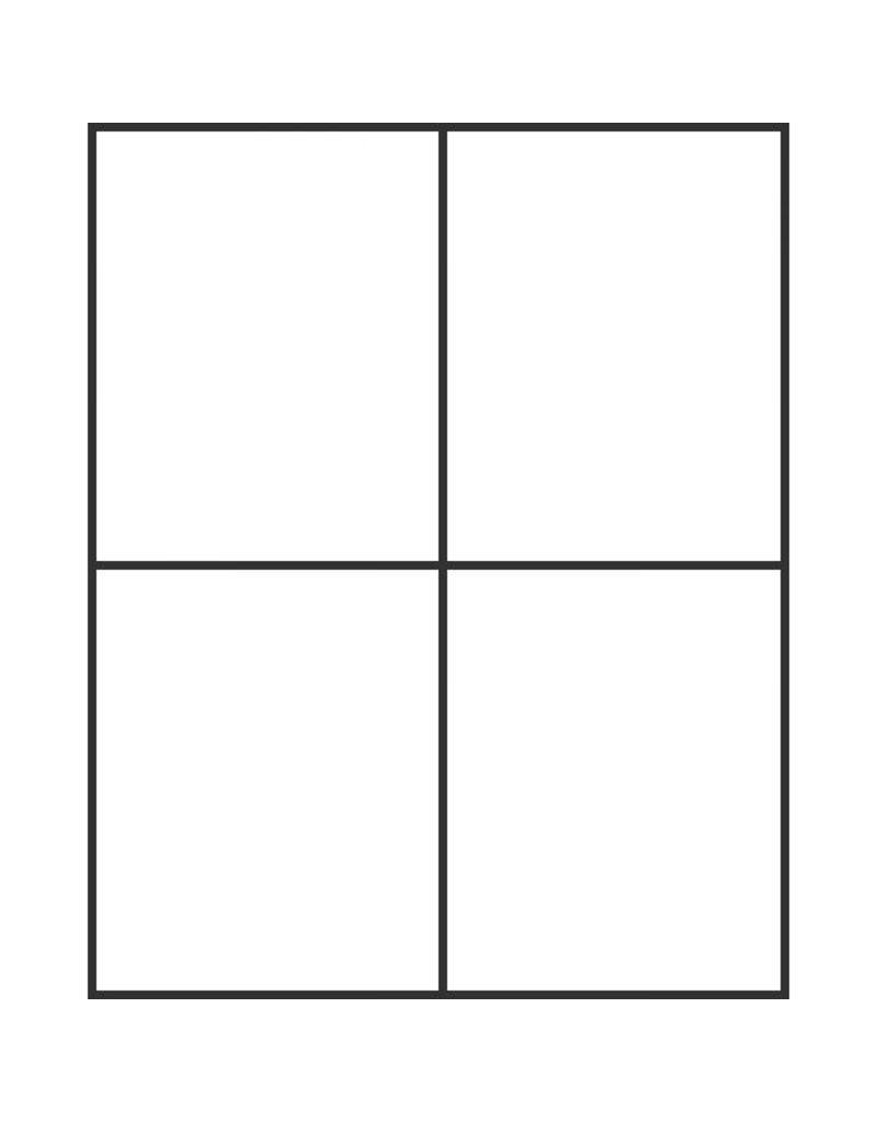 Pixel Hobby Lijst aluminium backloader (2x2P & 2x2L)