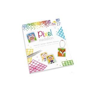 Pixel Hobby Boekje medaillon voorbeelden