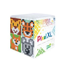 Pixel Hobby Pixel XL kubus  wilde dieren
