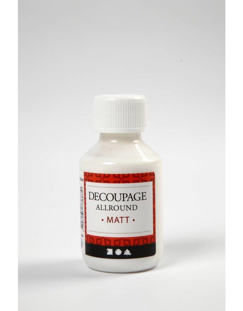 Decoupage lijmlak, mat  100 ml