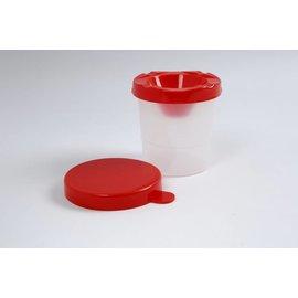 Niet knoeien pot, d: 8 cm, h: 8,5 cm, 1 stuk