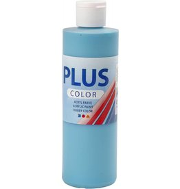 Plus Color acrylverf, 250 ml, turquoise