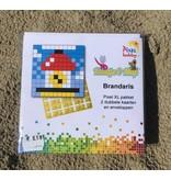 Brandaris pixel XL kaarten