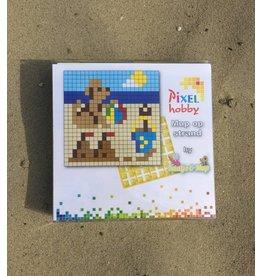 Mup strand pixel XL vierkant