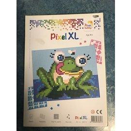 Pixel Hobby Pixel XL op 4 basisplaten  kikker