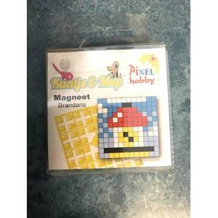 Brandaris pixel XL Magneet