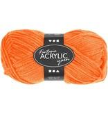 Fantasia Garen, l: 80 m, 50 gr, neon oranje