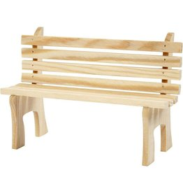 Mini Furniture  Bankje