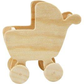 Mini Furniture  Kinderwagen