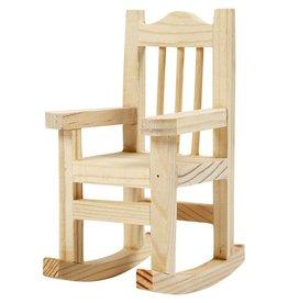 Mini Furniture  Schommelstoel