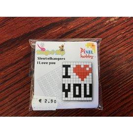 Sleutelhanger I Love You