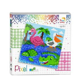 Pixel set  Waterdieren