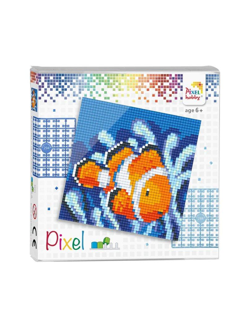 Pixel set - Clownvis