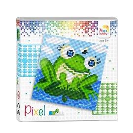 Pixel set  Kikker