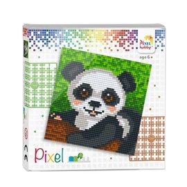Kaatje&Mup Pixel set  Panda