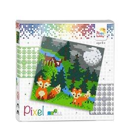 Pixel set  Bos