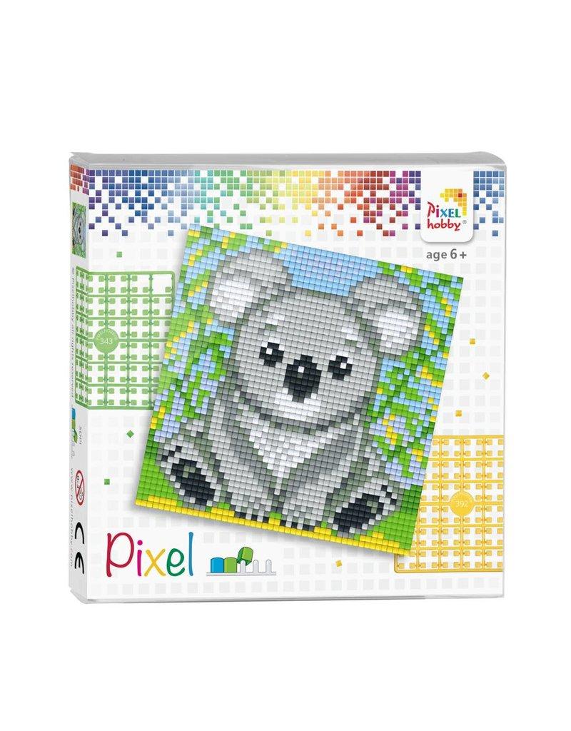 Pixel set - Koala