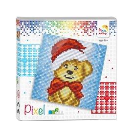 Pixel set  Kersthondje
