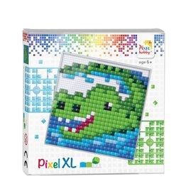 Pixel Hobby Pixel XL set  krokodil