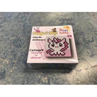 Cutiepix 99 Uny de eenhoorn