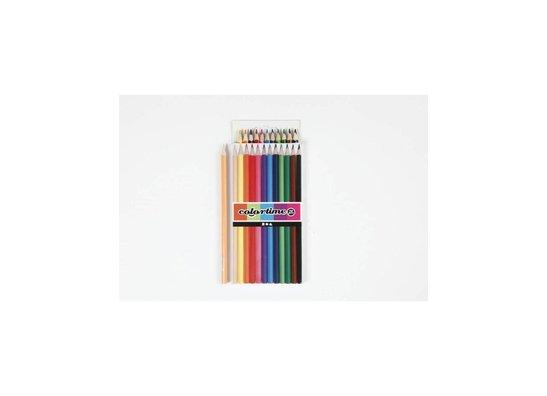 Kleuren en schrijven