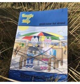 Kaatje&Mup Kaatje&Mup kleurboekje  Blauw