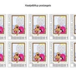 Kaatje&Mup Kaatje&Mup Postzegels Nederland