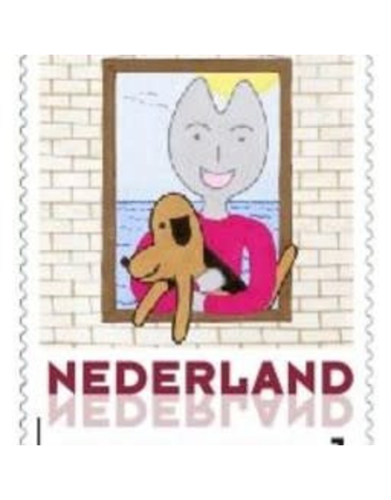 Kaatje&Mup Kaatje&Mup Postzegels Internationaal